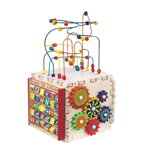 Anatex DMP9014 Deluxe Mini Play Cube - Peazz Toys