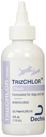 TrizCHLOR Flush, 4 oz - Peazz Pet