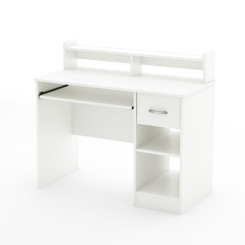 South Shore 7250076C Axess Collection Desk Pure White