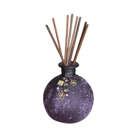 Pomeroy POM-725289 Tierra Collection Purple Tierra Finish Diffusers/Incense