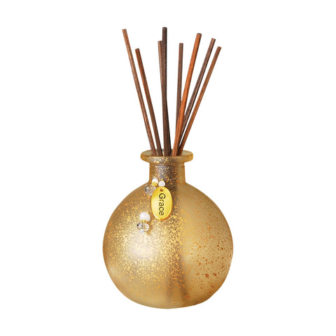 Pomeroy POM-727146 Grace Collection Gold Finish Diffusers/Incense