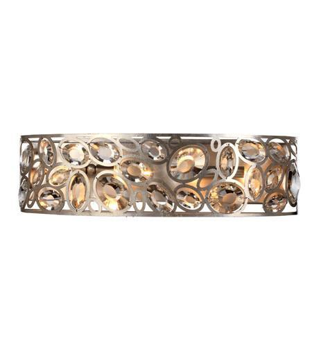 Crystorama 7585-DT Sterling 4 Light Distressed Twilight Bathroom-Vanity Light