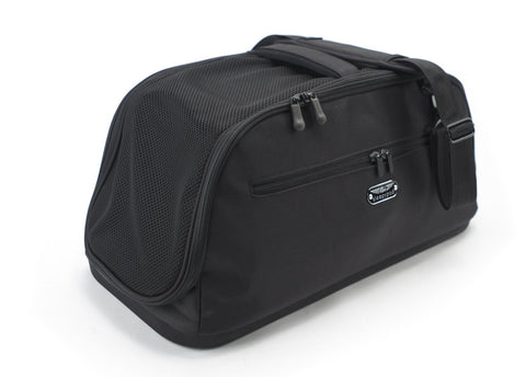 Sleepypod Air AI-BLK In-Cabin Pet Carrier (Jet Black) Medium - Peazz.com - 1