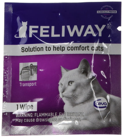 Feliway Wipes, 12 Count - Peazz Pet