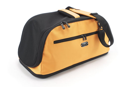 Sleepypod Air AI-ORD In-Cabin Pet Carrier (Orange Dream) Medium - Peazz.com - 1