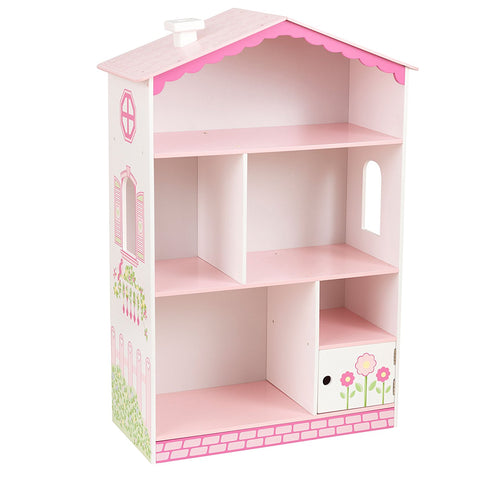 KidKraft 14604 Dollhouse Cottage Bookcase - Peazz.com