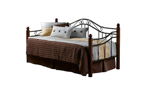 Hillsdale 1010DBLHTR Madison Daybed w/Suspension Deck and Trundle