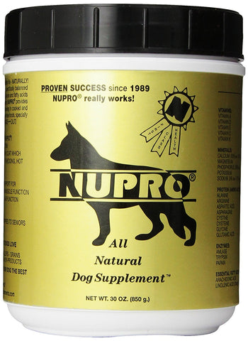 Nupro for Dogs 30 oz  Gold - Peazz Pet