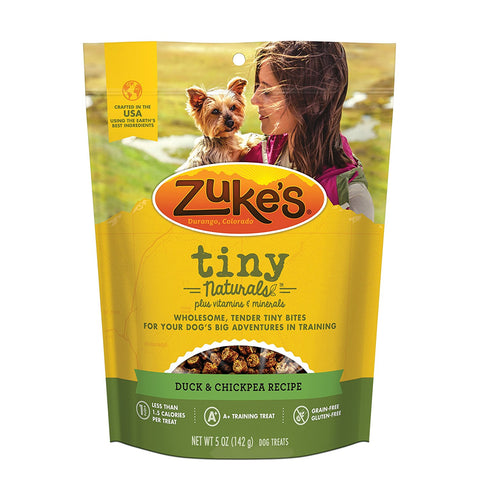 Zuke's Z-33073 Tiny Naturals Delicious Duck 5 oz.