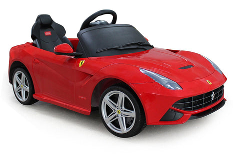 Rastar RA-81900_Red Ferrari F12 12v RC - Peazz.com