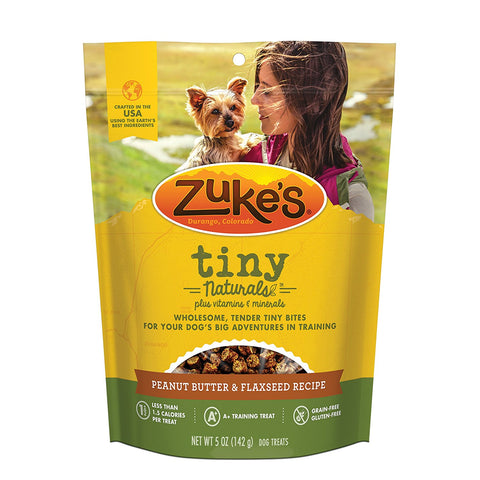 Zuke's Z-33072 Tiny Naturals Tasty Peanut Butter 5 oz.