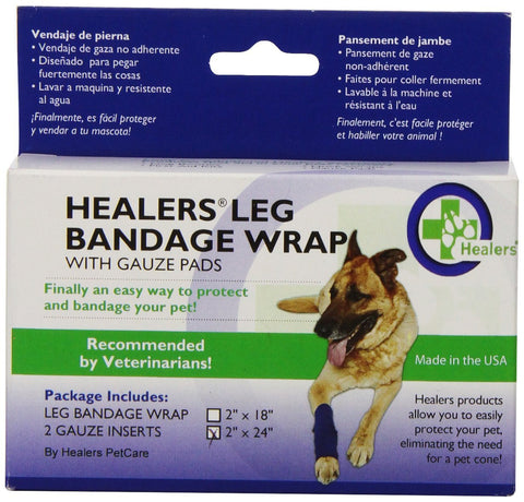 Bowserwear WRAP-MED Healers Wraps for Dogs