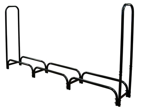 Landmann 82443 8' Log Rack W/0.2Mm Pvc Cover (32Mm Tube And 1.0Mm Thickness) - Peazz.com - 1