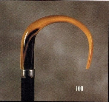 Harvy Men's Flat Nose Cane