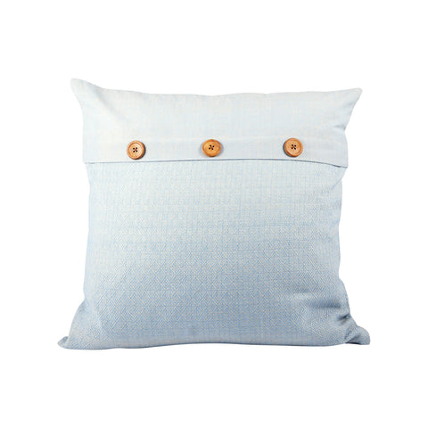 Pomeroy POM-902697 Gipson Collection Light Blue Finish Pillow