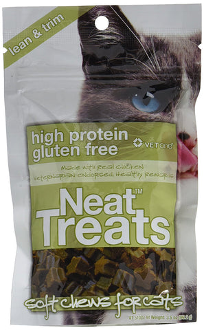 Neat Treats Soft Chews For Cats, 3.5 oz - Peazz Pet
