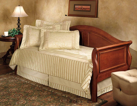 Hillsdale 124DBLHTR Bedford Daybed w/Suspension Deck and Roll-Out Trundle