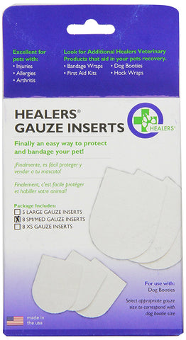 Bowserwear GAUZE-MED/SM Healers Replacement Gauze