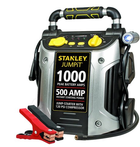 Baccus Global LLC STA-J5C09 Stanley 500 Amp Jumper - Peazz.com