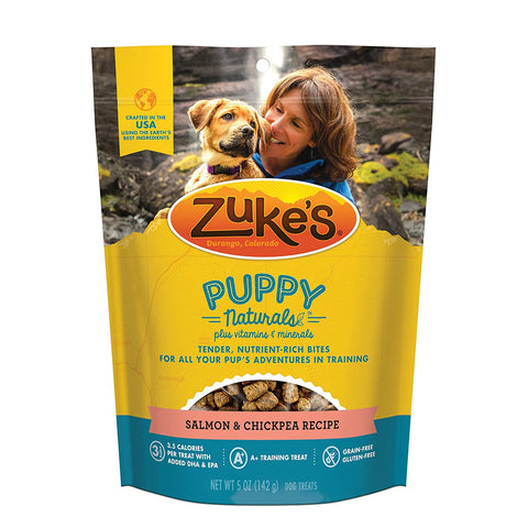 Zuke's Z-33084 Puppy Naturals Salmon and Sweet Potato 5 oz.