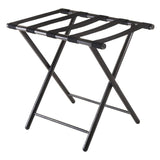 Winsome Wood 93522 Tavin Luggage Rack, Folding Straight Leg - Peazz.com - 1