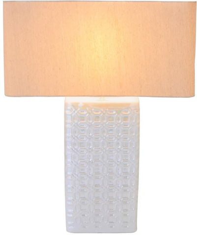 "Bayden Hill Ceramic Table Lamp 26""H - Peazz.com"