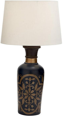 "Bayden Hill +Terracotta Table Lamp 26""H (A+B) - Peazz.com"