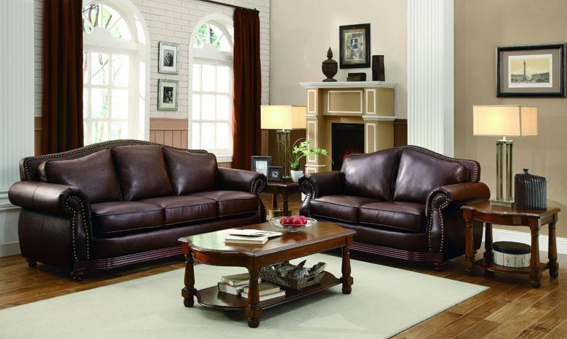 Collection Color bull Dark Brown Bonded Leather Match Midwood 1789 Product Photo