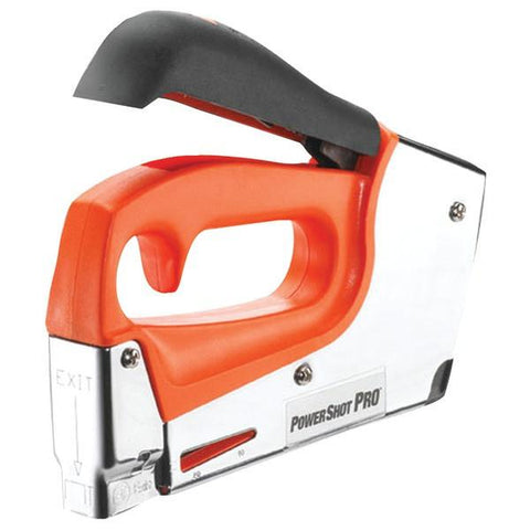 PowerShot 8000 Pro Forward-Action Staple Gun - Peazz.com