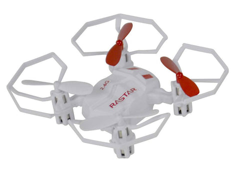 Galaxy Beatles 2.4G R/C 1:14 Scale Drone, White