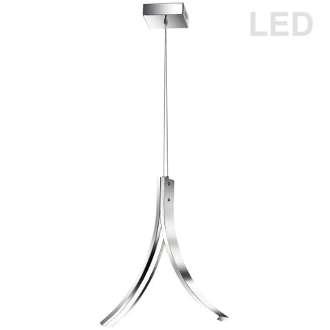 14W LED Pendant, PC