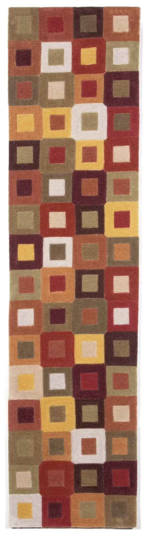 Collection   Indoor   Finish   Rug   Red