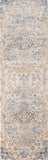 "Momeni AMELIAM-01BGE5376 Turkish Machine Made Collection Beige Finish Rugs 5'3""X7'6"""