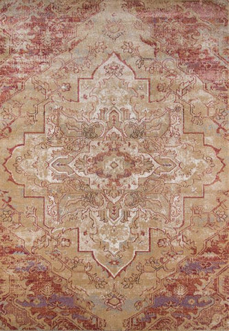 Momeni AMELIAM-03RSE3B57 Turkish Machine Made Amelia Collection Rose Finish Rugs