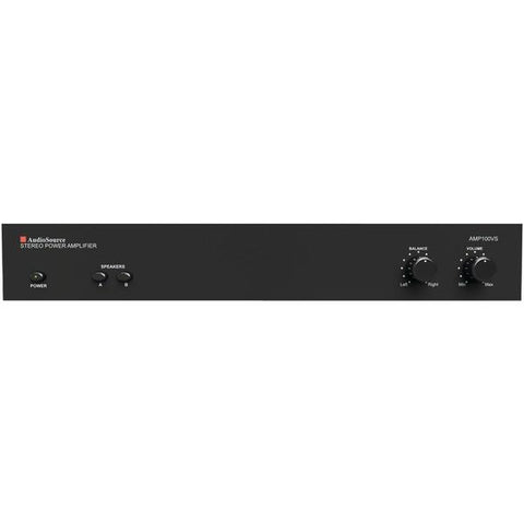 AudioSource AMP100VS AMP100VS 2-Channel Analog Power Amp (50 Watts per Channel) - Peazz.com