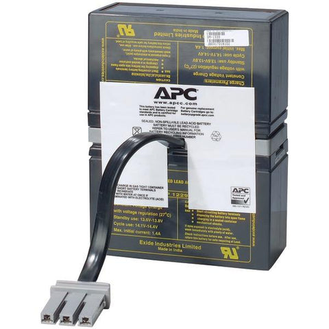 APC RBC32 APC Replacement Battery Cartridge (#32) - Peazz.com