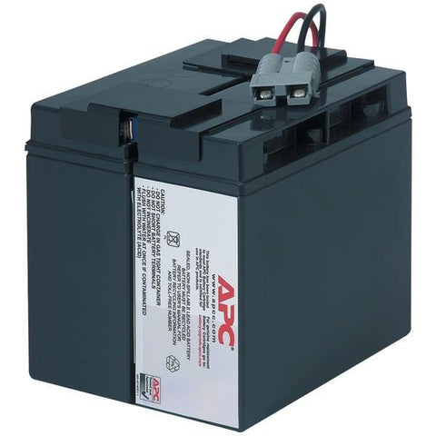 APC RBC7 APC Replacement Battery Cartridge (#7) - Peazz.com