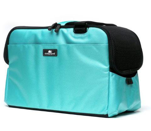 Sleepypod Atom AT-ROB Metro Pet Carrier (Robin Egg Blue) Small - Peazz.com