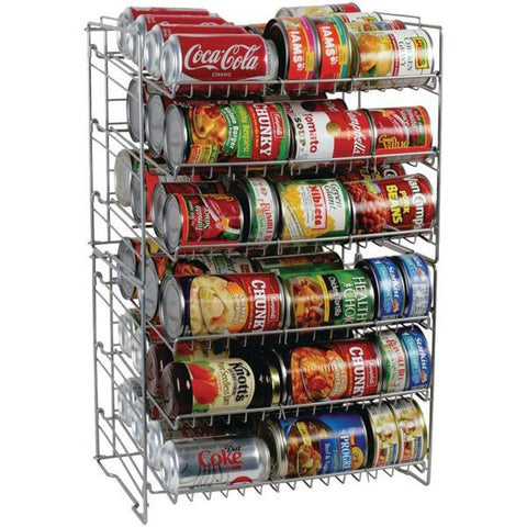 Atlantic 23235595 Canrack (Double, 6 Tier) - Peazz.com