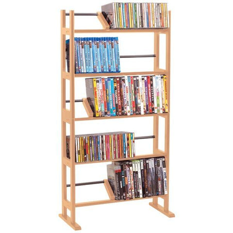Atlantic 35535687 Element CD & DVD Rack - Peazz.com