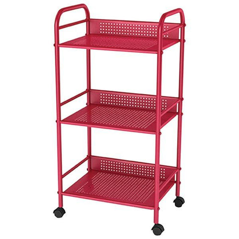 Atlantic 38436006 3-Tier Cart on Casters - Peazz.com