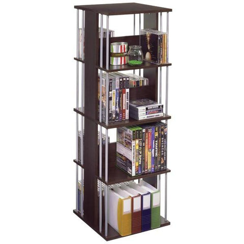 Atlantic 82635716 Typhoon 216-CD/144-DVD Multimedia Storage Tower - Peazz.com