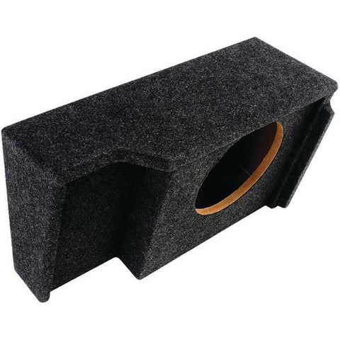 "ATREND A151-10CP BBox Series Subwoofer Boxes for GM Vehicles (10"" Single Downfire, GM Ext Cab) - Peazz.com"