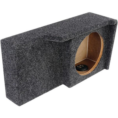 "ATREND A371-10CP BBox Series 10"" Subwoofer Box for Ford Vehicles (Single Downfire) - Peazz.com"
