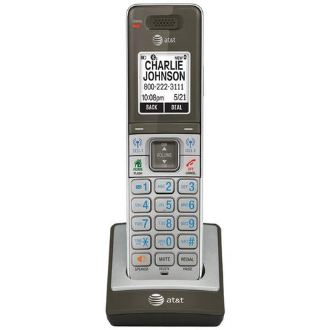 AT&T CLP99003 DECT 6.0 Connect to Cell Additional Handset with Caller ID - Peazz.com