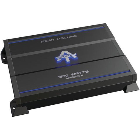 Autotek MMA1500.4 The Mean Machine 4-Channel Class AB Amp (1,500 Watts) - Peazz.com