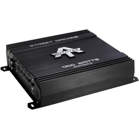Autotek SMA1300.2 Street Machine 2-Channel Class AB Amp (1,300 Watts) - Peazz.com