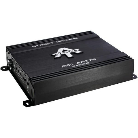 Autotek SMA2100.2 Street Machine 2-Channel Class AB Amp (2,100 Watts) - Peazz.com