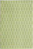Momeni BAJA0BAJ-2GRN5376 EGYPTIAN MACHINE MADE Baja Collection Green Finish Rugs