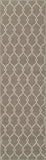 "Momeni BAJA0BAJ-2TAU2346 EGYPTIAN MACHINE MADE Collection Taupe Finish Rugs 2'3""X4'6"""